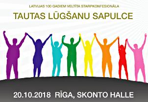 Kristiešiem nozīmīgi notikumi Latvijā 2018. gadā. TOP 15 (+VIDEO)