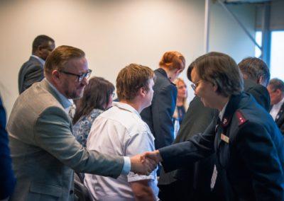Latvijas konfesiju vadītāju un pārstāvju tikšanās