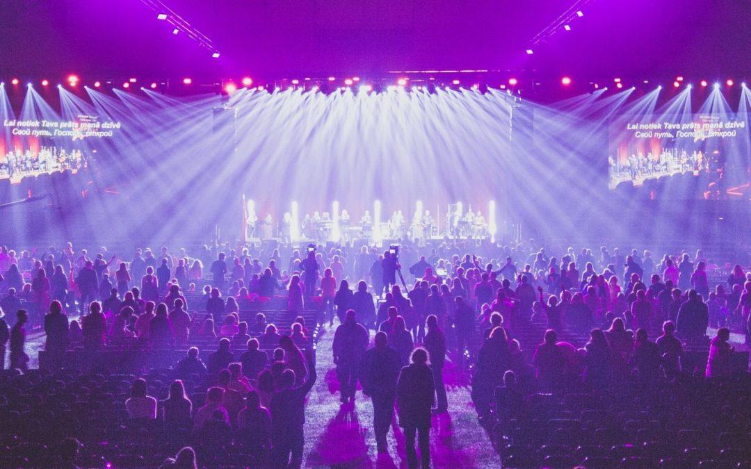 Aizvadīta otrā Starpkonfesionālā Tautas Lūgšanu Sapulce!